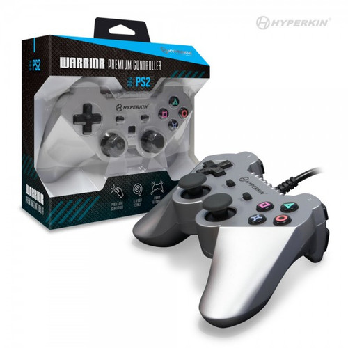 "PS2 ""Warrior"" Premium Controller (Hyperkin)"