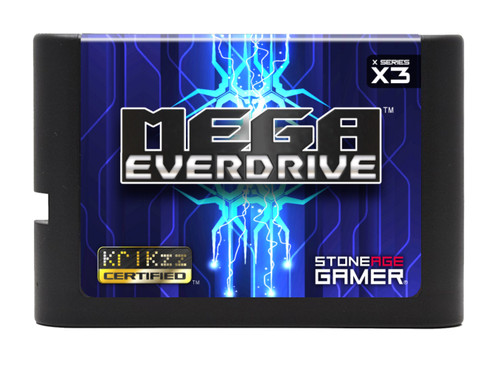 Mega EverDrive X3 (Black Electricity)