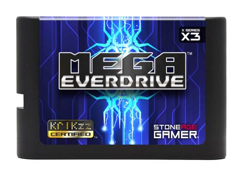 Mega EverDrive X3 (Black Electricity)