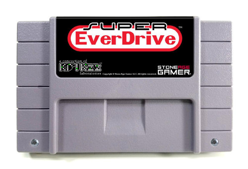 Super EverDrive DSP (Base)