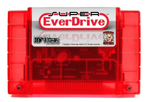 Super EverDrive (Ruby)