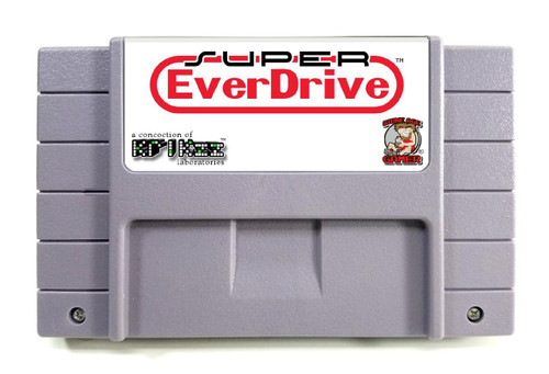 Super EverDrive DSP (Configured)