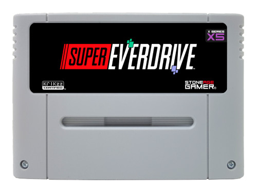 Super EverDrive X5 (Base) [All Region]
