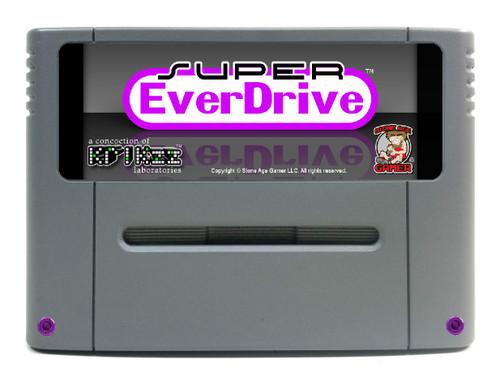 Super EverDrive DSP (Granite / Purple) [JP/EU]