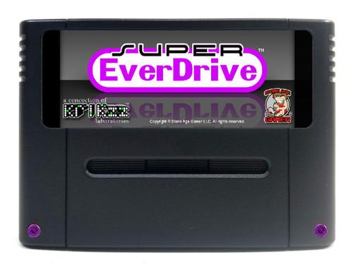 Super EverDrive DSP (Pitch Black / Purple) [JP/EU]