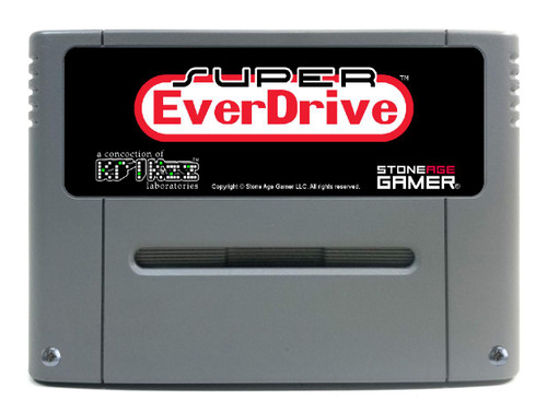 Super EverDrive DSP (Base) [JP/EU]