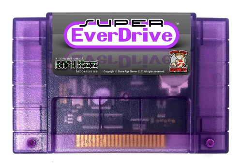 Super EverDrive DSP (Atomic Purple)