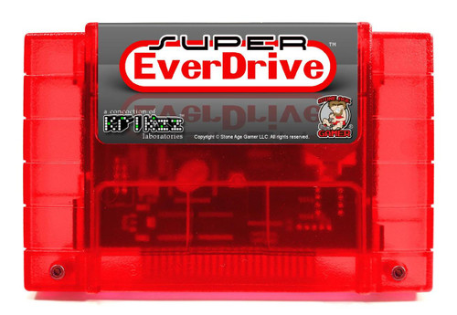 Super EverDrive DSP (Ruby)