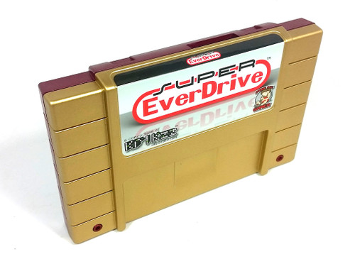 Super EverDrive DSP (Customized)