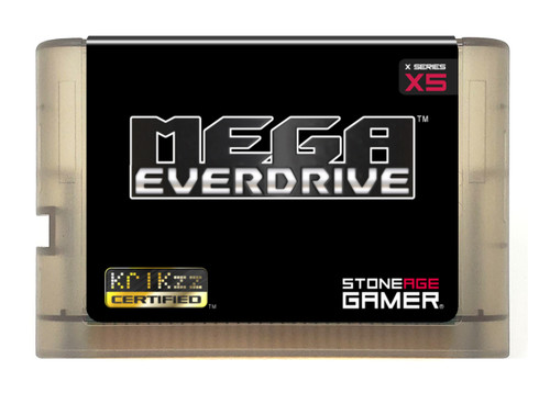 Mega EverDrive X5 (Base Smoke)