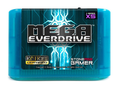 Mega EverDrive X5 (Glacial Blue)