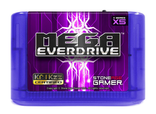 Mega EverDrive X5 (Midnight)