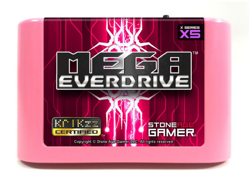 Mega EverDrive X5 (Phantasy)