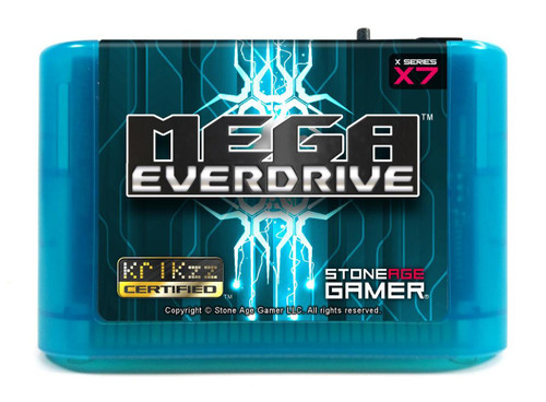 Mega EverDrive X7 (Glacial Blue)