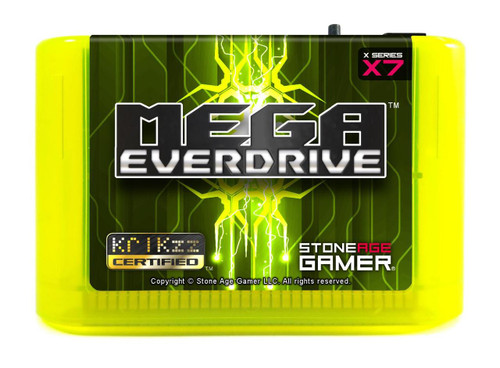 Mega EverDrive X7 (Kryptonite)