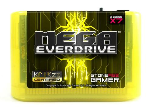 Mega EverDrive X7 (Electric Yellow)