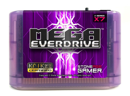 Mega EverDrive X7 (Atomic Purple)