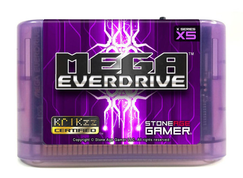 Mega EverDrive X5 (Atomic Purple)