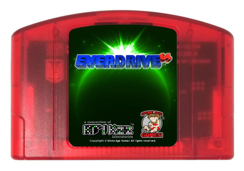 EverDrive64 v2.X (Configured)