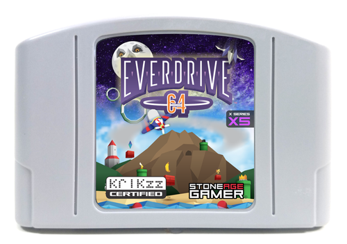 EverDrive64 X5 (World-64)