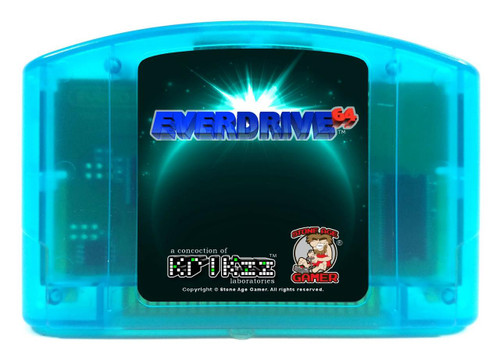 EverDrive64 v2.X (Glacial Blue)