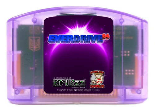 EverDrive64 v2.X (Atomic Purple)