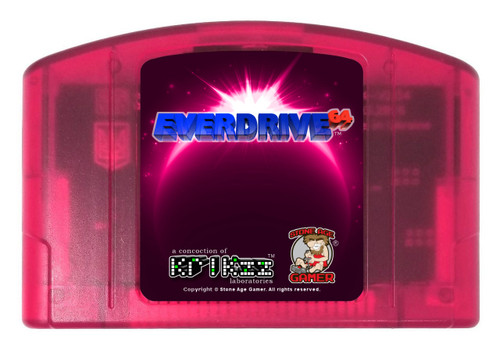 EverDrive64 v2.X (Watermelon)