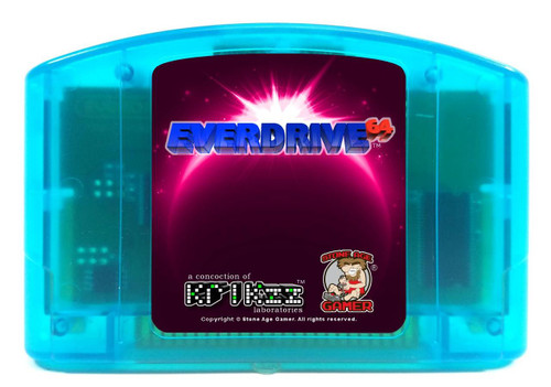 EverDrive64 v2.X (Customized)