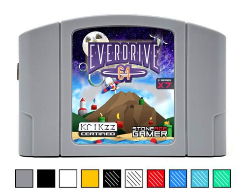 EverDrive64 X7 (World-64)