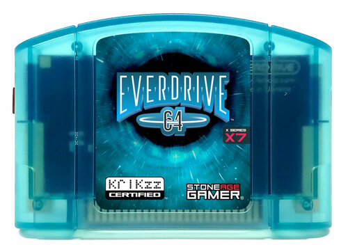 EverDrive64 X7 (Funtastic Turquoise)
