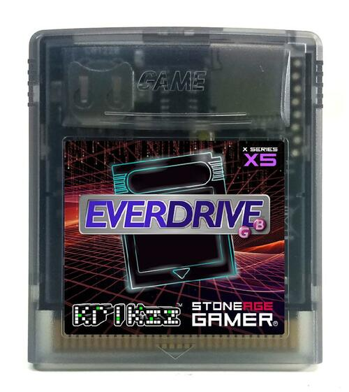 EverDrive-GB X5 (Smoke)