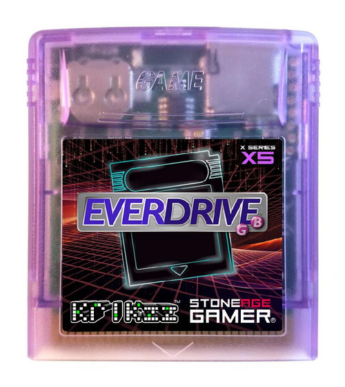 EverDrive-GB X5 (Ultra Violet)