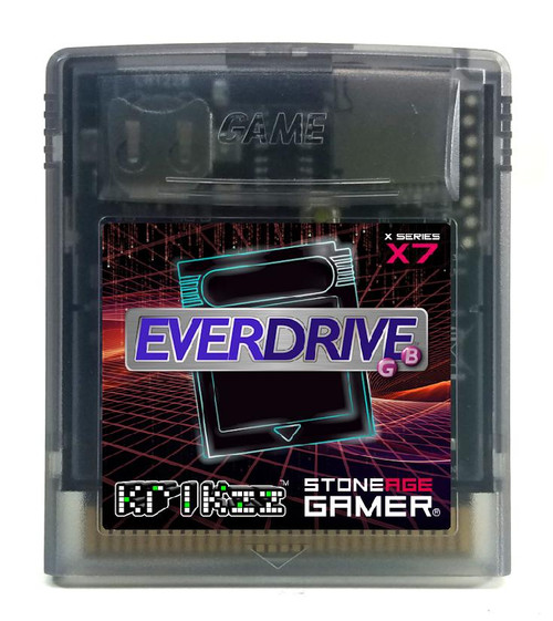 EverDrive-GB X7 (Smoke)