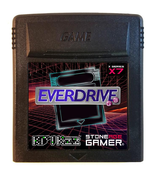 EverDrive-GB X7 (Pitch Black)