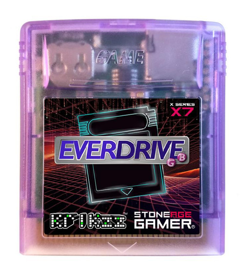 EverDrive-GB X7 (Ultra Violet)