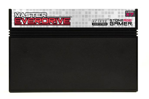 Master EverDrive X7 (White)