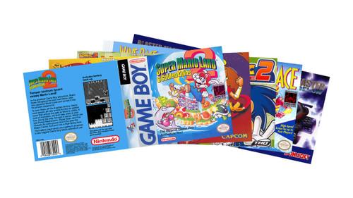 BitBox Game Boy Prints