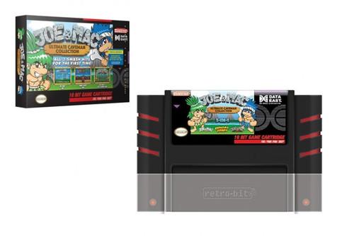 Joe & Mac: Ultimate Caveman Collection Multi-Cart for SNES
