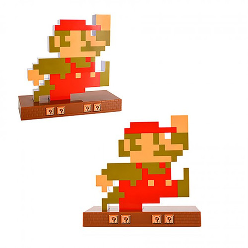 Alarm Clock - Super Mario Retro - Mario