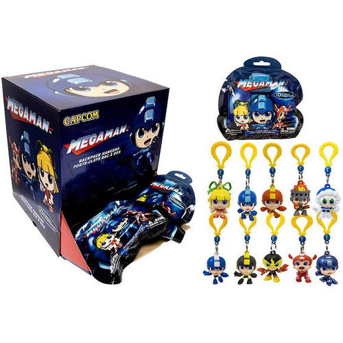 Mega Man Backpack Hangar Blind Pack