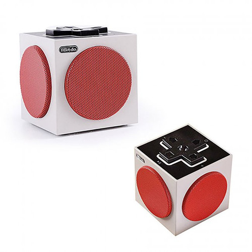 Mobile Cube Bluetooth Speaker