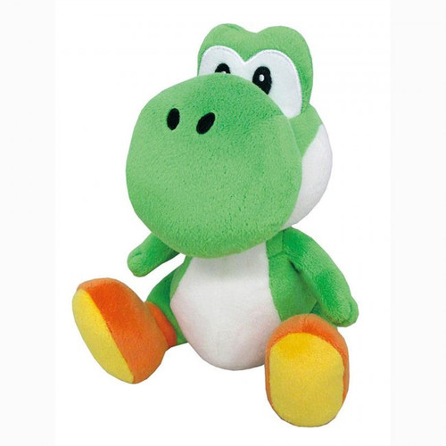 "PLUSH (Super Mario) - Yoshi 8"" Various Colors"