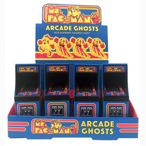Ms. Pac-Man Arcade Ghosts Tin