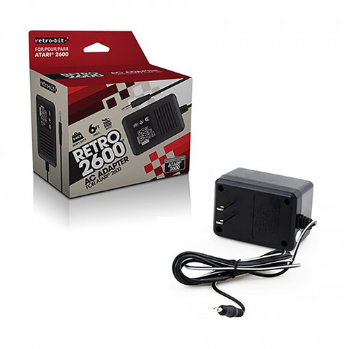 Atari 2600 AC Adapter RetroBit