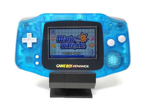 GameBoy Advance (Original) LCD modded System