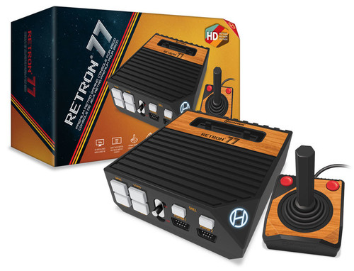 RetroN 77 HD Compatible Atari 2600 Console (Hyperkin)
