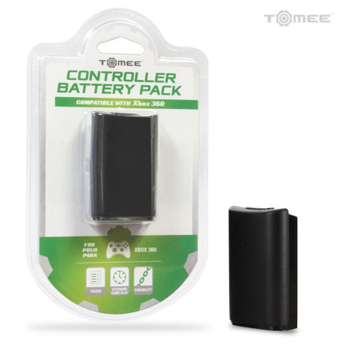 Controller Battery Pack for Xbox 360 - Tomee