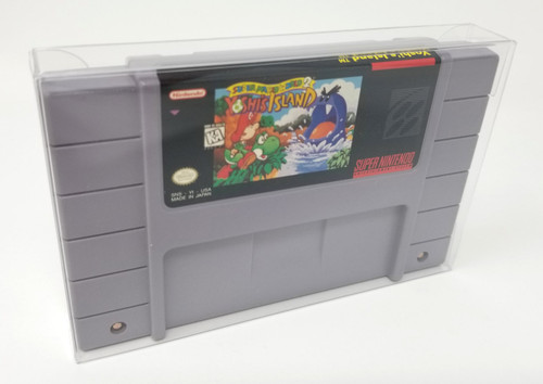 Super Nintendo Cartridge Protectors