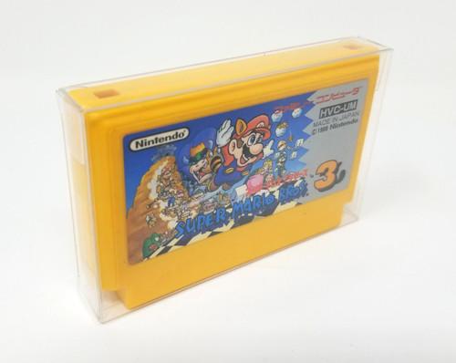Famicom Cartridge Protectors