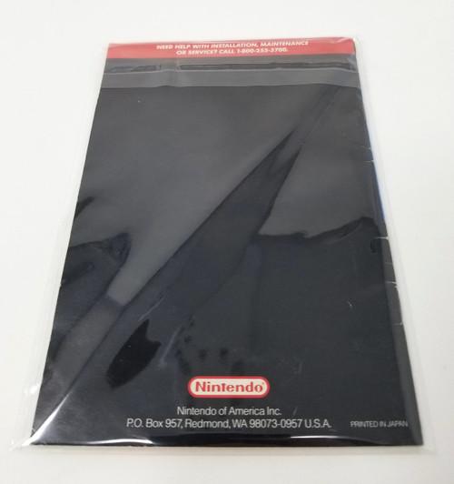 Super Nintendo & Nintendo 64 Manual and Insert Bags